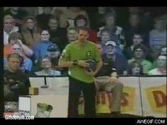 Pro bowler