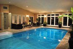 Indoor Swimming Pool Decorating