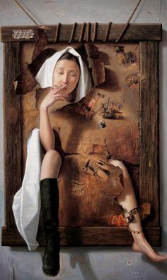 Zeng Chuanxing   Chinese painter