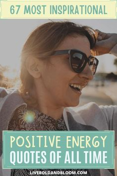 Many of us have seen our positive energy wane like the glimmer of a dying light during these trying times. Now more than ever, it's critical to have tools are your disposal, like positive energy quotes, to help you keep that light burning. #quotes #sayings