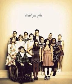 Thank you Glee for making me believe in the impossible!