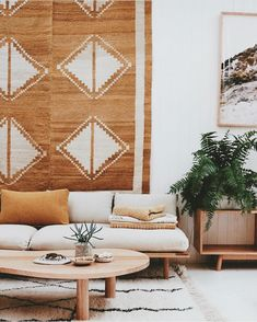 Interior Design For Living Room Design Blog, Design Trends, Living Room Decor, Living Spaces, Earthy Home Decor, Apartment Chic, Décor Boho, Modern Bohemian, Boho Style