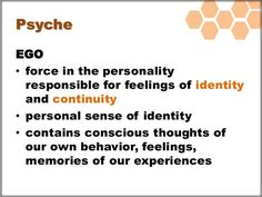 How to build a strong and healthy ego. Ego, as the main 'conscious' component of our psyche, is responsible for directing our actions in the world and making decisions which are dictated more or less by our personality traits. Our self image and the way we present ourselves to the world depends upon functionality of the ego - whether it's strong or weak, small or big, healthy or unhealthy.