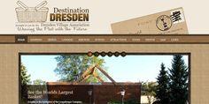 Website for the Dresden Village Association.  www.destinationdresden.org