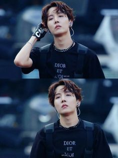 Hoseok x Dior = me dead 💀 Jung Hoseok, Gwangju, Bts J Hope, Foto Bts, J Hope Tumblr, Rapper, J Hope Dance, Les Bts, K Wallpaper