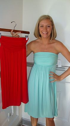 Need these for summer!! Go-to dresses!!