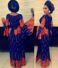 "381 Likes, 3 Comments - Ankara Collections (@ankaracollections) on Instagram: ""Ankara style @tiwabola #ankaracollections #bellanaijaweddings"""