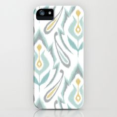 Soft Ikat iPhone Case by Patty Sloniger - $35.00