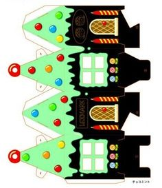 mini Christmas printable