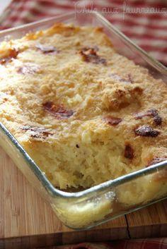 Gratin de panais au parmesan Lasagna, Quiche, Mashed Potatoes, Banana Bread, Food And Drink, Low Carb, Parmesan, Ethnic Recipes, Desserts