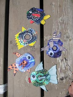 Cute craft idea using old CDs and DVDs!!!