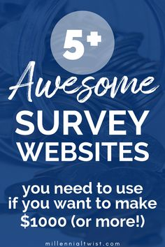 make money surveys This board is dedicated on how - makemoney Make Money Taking Surveys, Make Money Online Surveys, Paid Surveys, Survey Websites, Survey Sites That Pay, Cool Websites, Make Quick Money, Ways To Earn Money, Make Money From Home