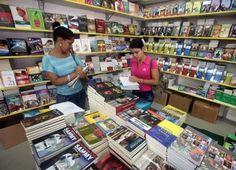 Vampiros, lectura y récords para festejar al libro en América Latina