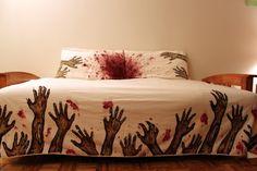 Zombie Bedsheets.