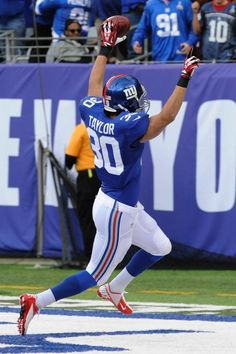 Giants vs. Raiders - Giants DB Cooper Taylor 11/10/13 #nyg