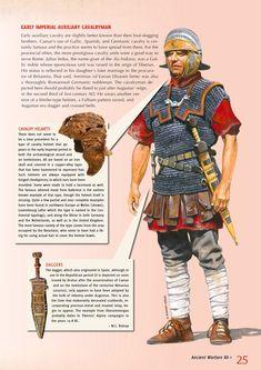 Roman auxiliary Roman Shield, Roman Armor, Ancient Rome, Ancient History, Gott Tattoos, Greek Pantheon, Roman Warriors, Roman Britain, Roman Legion