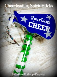 fill with our teams red hots ? Cheer Sister Gifts, Cheer Team Gifts, Cheer Coaches, Youth Cheer, Cheer Camp, Cheer Dance, Cheerleading Spirit Gifts, Cheer Stunts, Football Team Gifts
