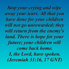 This verse gives me hope!