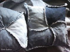 3 R's - reciclando calças jeans | Flickr - Photo Sharing!