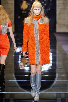 Versace, Milan fall 2012