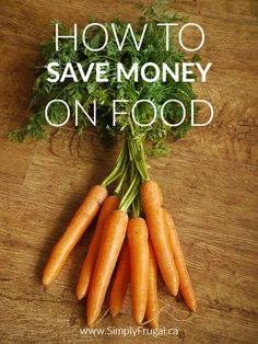 10 Tips For How To Save Money On Food http://www.lavahotdeals.com/ca/cheap/10-tips-save-money-food/95328