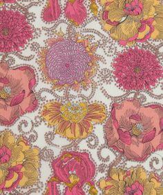 Liberty Art Fabrics Lucy Daisy C Tana Lawn | Fabric by Liberty Art Fabrics | Liberty.co.uk