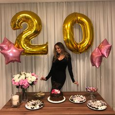 ideas birthday photoshoot adult balloons for 2019 20th Birthday, Birthday Celebration, Birthday Wishes, Birthday Parties, Birthday Party Decorations For Adults, Birthday Ideas For Her, Birthday Girl Pictures, Decorating With Pictures, Birthday Crafts