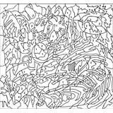 color by numbers for adults coloring pages printable and coloring book to print for free. Find more coloring pages online for kids and adults of color by numbers for adults coloring pages to print. Adult Color By Number, Color By Number Printable, Printable Numbers, Color By Numbers, Paint By Number, Coloring Pages For Teenagers, Coloring Pages For Kids, Coloring Books, Coloring Pages To Print