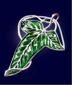 Les feuilles de Lorien Galadriel donna à chaque membre de la Communauté de…