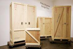 Pieke Bergmans / Design Virus » Crate Cabinets