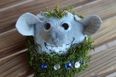 Frozen Trolls. Craft idea.  Or for birthday party