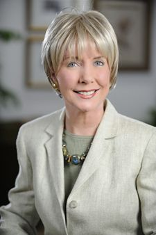 Joni Eareckson Tada, a quadrapolegic, was crippled by a diving accident. She paints beautiful pictures by holding a paintbrush with her teeth. She has authored many books and is an inspirational speaker.
