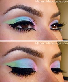 Pastels -- not just for spring! http://www.makeupbee.com/look.php?look_id=66401