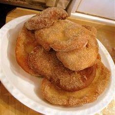 Canadian Fried Dough from a Real Canadian Allrecipes.com