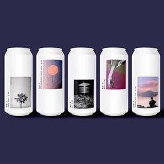 Counting Down Best Craft Beer Art and Label Design Food Packaging Design, Beverage Packaging, Bottle Packaging, Coffee Packaging, Candle Packaging, Craft Beer Brands, Craft Beer Labels, Wine Labels, Beer Label Design