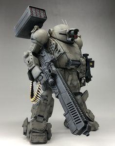 Quake Live, Apocalypse Character, Armored Core, Toys For Tots, Apex Predator, Military Armor, Gunpla Custom, Robot Art, Sci Fi Fantasy