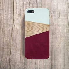 TREND iPhone 5 Case iPhone 4 Case Wood Print by casesbycsera, $24.99