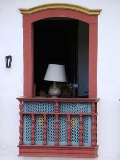 janelas de Ouro Preto