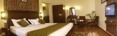 Suite room at The Wildflower Resort, Bandhavgarh