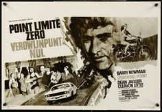 Art by RAY (Raymond Elseviers) Vanishing Point Movie, Limite Zero, Barry Newman, Gone In 60 Seconds, The Exorcist, The Last Picture Show, Cult Movies, Fast Cars