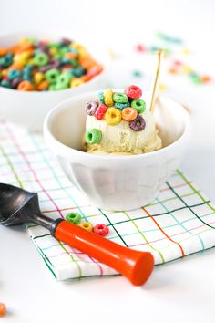 Cereal Milk Ice Crea