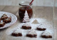 tasty life: Čokoládové stromky Pudding, Desserts, Christmas, Noel, Deserts, Navidad, Custard Pudding, Weihnachten, Puddings
