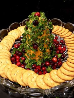 christmas cheeseball