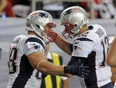 Nordstrom's Best: Patriots at Falcons - 9/29/2013 - Brady/Mulligan