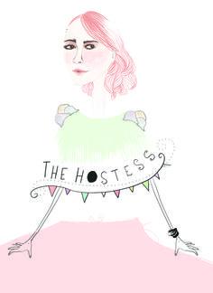 Darling Magazine persona {Hostess}