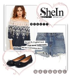"""""""SheIn 10/X"""" by emina-095 ❤ liked on Polyvore featuring Alexander Wang, Bomedo and shein"""