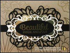Stampin' Up Band Together in Gold – Cindy Lee Bee Designs Happy Birthday Vintage, Happy Birthday Greetings, Birthday Wishes, Chrismas Cards, Card Sketches, Scrapbook Sketches, Scrapbook Cards, Scrapbooking, Amor