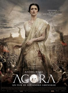 Agora - Movie poster