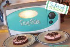 Easy bake oven cake mix recipe