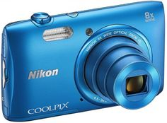 Nikon Cool pix S6700 : Black  Rs.6799 || Red Rs.6349